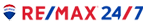 Remax 24/7 logo